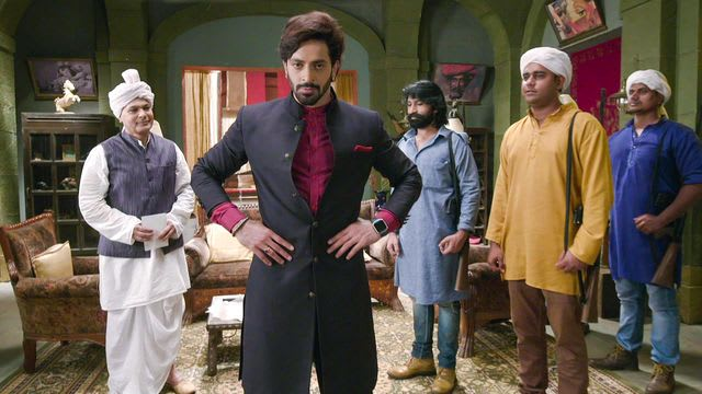 Watch Ghulaam TV Serial Episode 26 - Who Will Be Veer's Victim? Full  Episode on Hotstar