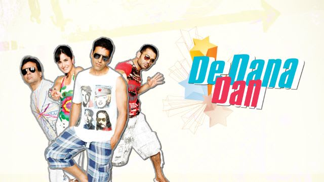 De Dana Dan Full Movie, Watch De Dana Dan Film on Hotstar