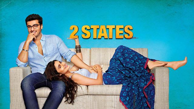 Watch 2 States Full Movie, Hindi Romance Movies in HD on Hotstar