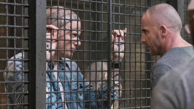 Watch Prison Break Season 5 Episode 1