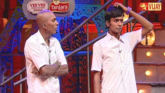 Watch Kalakka Povadhu Yaaru TV Serial Episode 39 - Sarath, Dheena Steal The  Show Full Episode on Hotstar