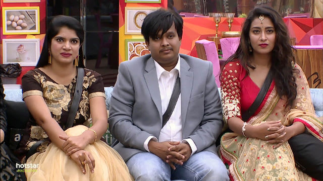 Watch Bigg Boss TV Serial Episode 35 - Happy Birthday Ganesh Full Episode  on Hotstar