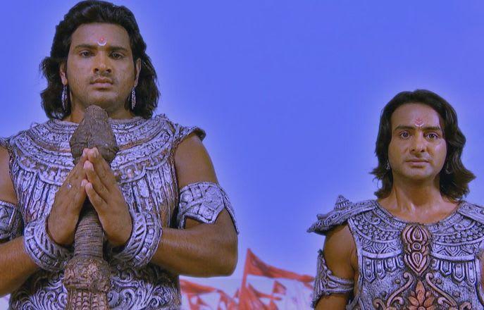 Watch Mahabharat TV Serial Episode 6 - Karna spares Sahadev's life Full  Episode on Hotstar