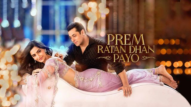 Watch Prem Ratan Dhan Payo Full Movie Hindi Romance Movies In Hd On Hotstar