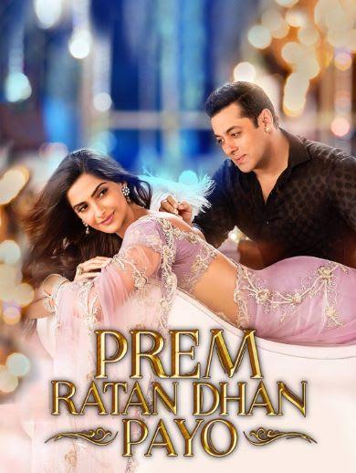 Watch Prem Ratan Dhan Payo Full Movie Hindi Romance Movies In Hd On
