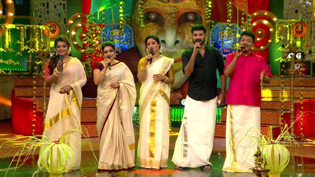 Watch Comedy Stars TV Serial Episode 153 - Onam Special Full Episode on  Hotstar