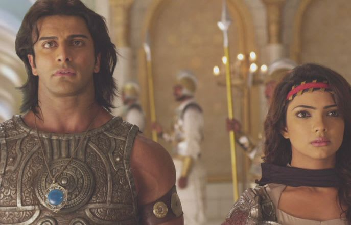 Watch The Adventures Of Hatim TV Serial Episode 7 - Hatim enters World of  Truth Full Episode on Hotstar