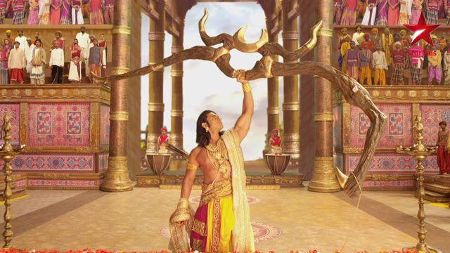Watch Siya Ke Ram TV Serial Episode 16 - Ram Lifts the Shiva Dhanush! Full  Episode on Hotstar