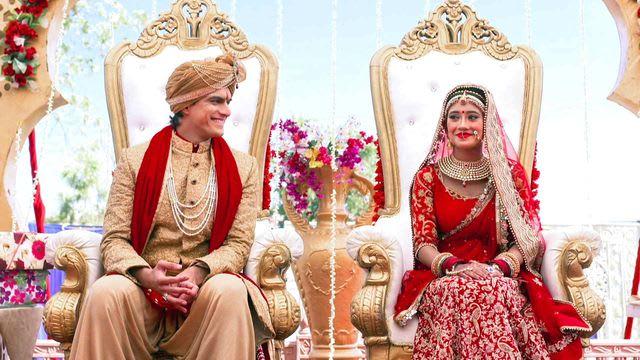 Watch Yeh Rishta Kya Kehlata Hai TV Serial Episode 7 - Kartik, Naira's  Wedding Kicks Off Full Episode on Hotstar