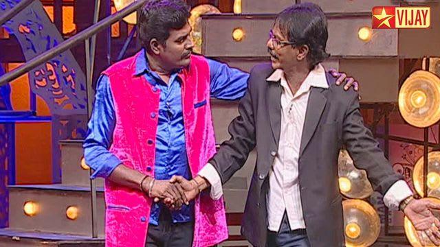 Watch Kalakka Povadhu Yaaru TV Serial Episode 32 - Mullai-Kothandam's Laugh  Riot Full Episode on Hotstar