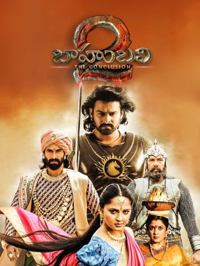 Watch Baahubali 2: The Conclusion Full Movie, Telugu Action