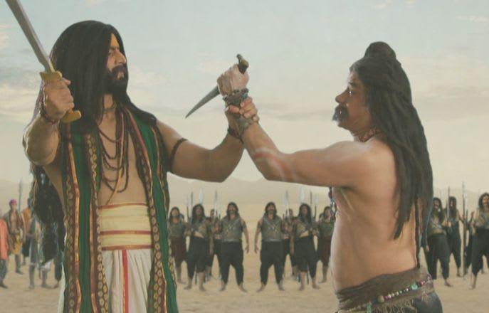 Watch Devon Ke Dev    Mahadev TV Serial Episode 37 - Mahalsa and Malla's  fight Full Episode on Hotstar