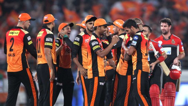 Watch 2018: RCB Hang by a Thread After SRH Loss from VIVO IPL, 2019 on  Hotstar