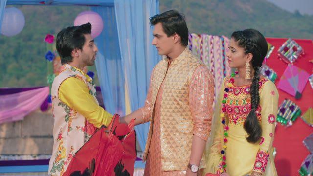 Watch Yeh Rishta Kya Kehlata Hai TV Serial Episode 52 - A Deal between  Kartik, Aryan Full Episode on Hotstar