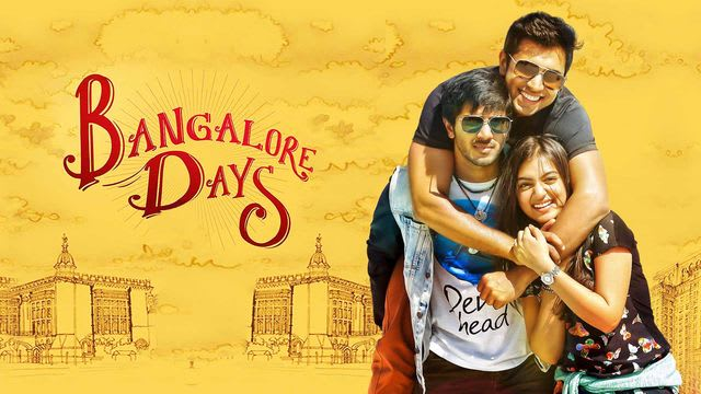 Bangalore Days Full Movie, Watch Bangalore Days Film on Hotstar