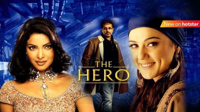 The Hero Full Movie Watch The Hero Film On Hotstar