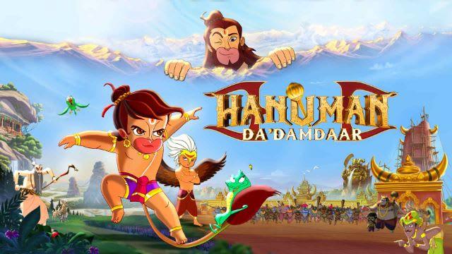 Hanuman Da'Damdaar Full Movie, Watch Hanuman Da'Damdaar Film on Hotstar