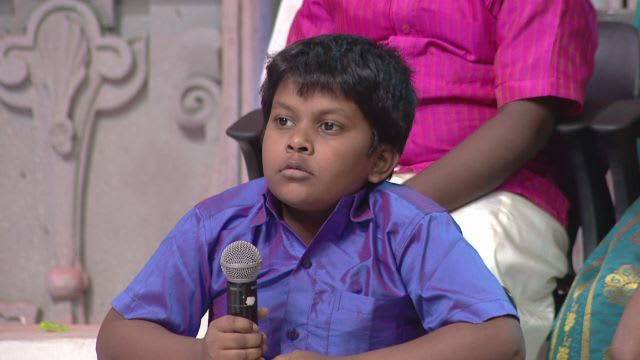 Watch Neeya Naana TV Serial Episode 40 - In a World of Kids Full Episode on  Hotstar
