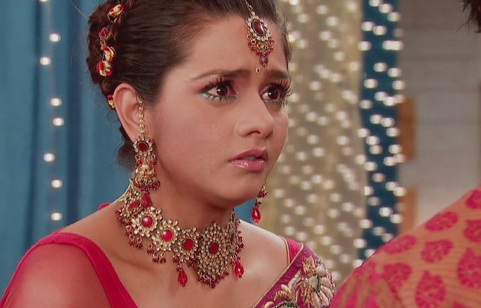 Watch Iss Pyar Ko Kya Naam Doon TV Serial Episode 8 - Anjali slaps Shyam  Full Episode on Hotstar