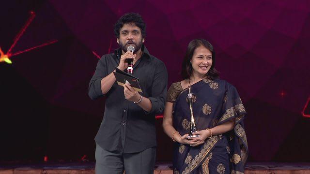 Watch Cinemaa Awards TV Serial Episode 4 - Cinemaa Awards 2016 Pt - 2 Full  Episode on Hotstar
