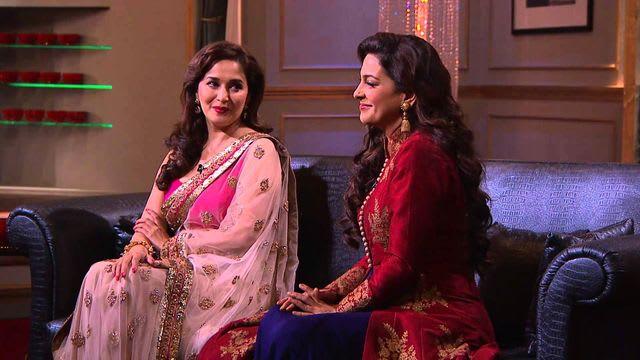 Watch Koffee With Karan TV Serial Episode 13 - Juhi Chawla and Madhuri  Dixit Full Episode on Hotstar