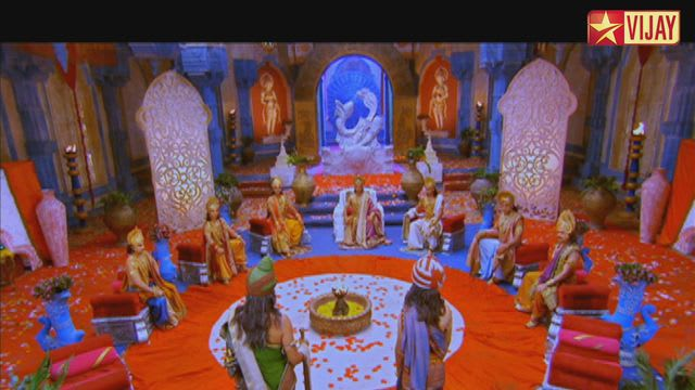 Watch Mahabharatham TV Serial Episode 1 - Krishna is Pandavas' envoy Full  Episode on Hotstar