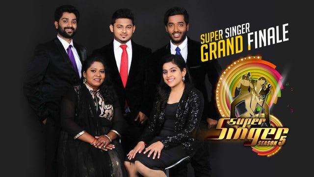 Watch Super Singer TV Serial Episode 210 - Super Singer 5 ...