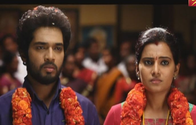 Watch Office Tv Serial Episode 1 Karthik And Raji Get Married Full