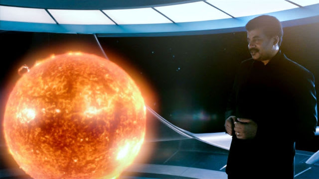 Watch Cosmos: A Spacetime Odyssey TV Serial Episode 8 - Sisters of The Sun  Full Episode on Hotstar