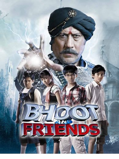 Watch Bhoot And Friends Full Movie, Hindi Kids Movies in HD
