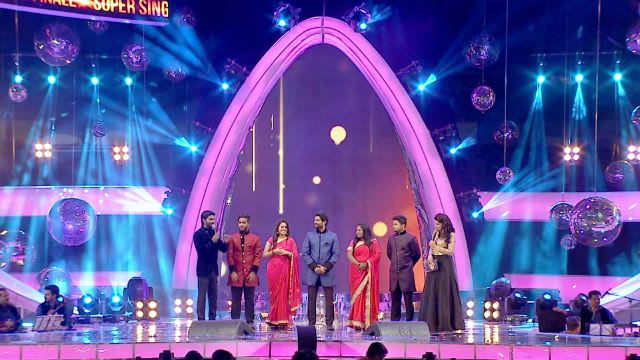 Bigg Boss Season 3 Video Clip - Watch Finalists of Super Singer 5 Online on  Hotstar