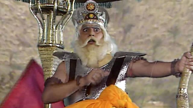 Watch Jai Hanuman TV Serial Episode 147 - Bhishma on a Bed of Arrows Full  Episode on Hotstar