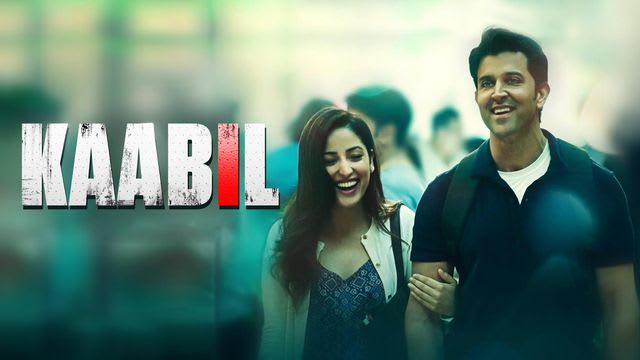 Watch Kaabil Full Movie, Hindi Thriller Movies in HD on Hotstar