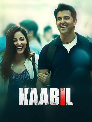 Watch Kaabil Full Movie, Hindi Thriller Movies in HD on Hotstar