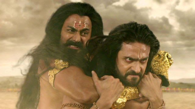 Watch Siya Ke Ram TV Serial Episode 101 - Ram Versus Ravan Full Episode on  Hotstar