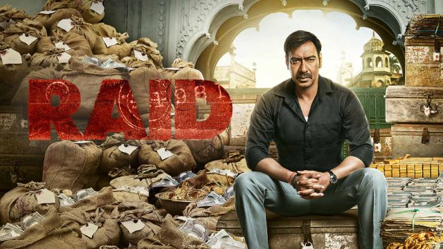Raid Full Movie, Watch Raid Film on Hotstar