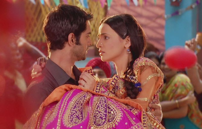 Watch Iss Pyar Ko Kya Naam Doon TV Serial Episode 22 - Payal rejects  Akash's calls Full Episode on Hotstar