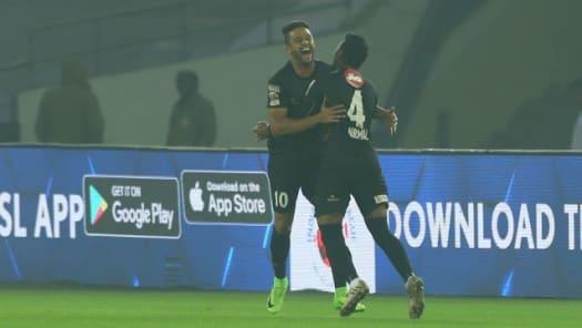 Delhi 0-2 NorthEast
