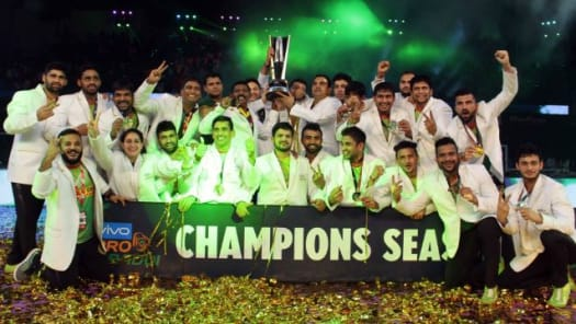 Pro Kabaddi League 2019 Season 7 Live Streaming Live Score