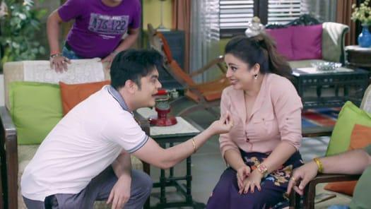 Watch May I Come in Madam TV Serial Episode 25 - Sajan, Sanjana Ki Khatam  Kahani! Full Episode on Hotstar