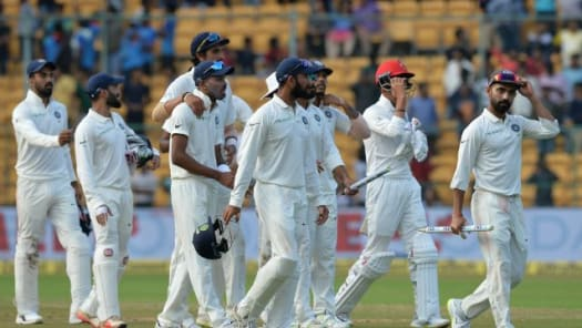 Ind vs Afg Day 1 Highlights, Hindi
