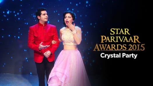 Watch Star Parivaar Awards TV Serial Episode 5 - A Splendid Evening