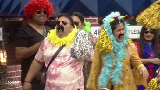 Watch Bigg Boss TV Serial Episode 76 - A Physical Altercation Full