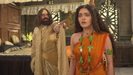 Watch Om Namah Shivay TV Serial Episode 17 - Sati Leaves Dakshya's Kingdom  Full Episode on Hotstar