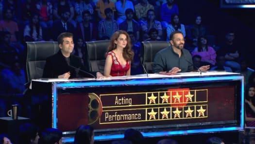 Watch Indias Next Superstars Tv Serial Episode 1 Piggy Chops In