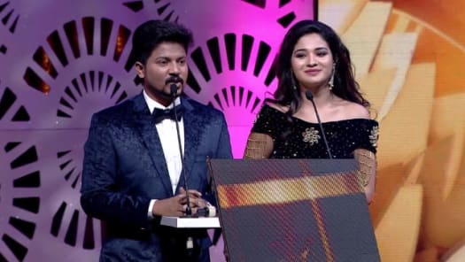 Watch Vijay Television Awards TV Serial Episode 3 - The Main Event