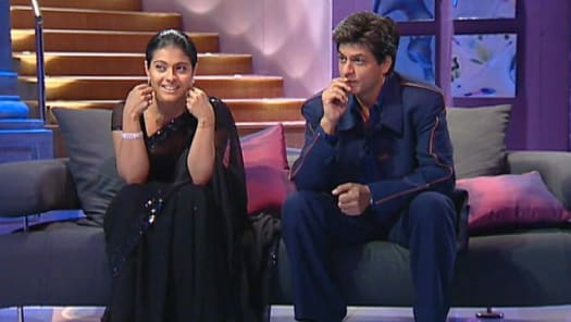 Watch Koffee With Karan TV Serial Episode 9 - Mira and Shahid Kapoor