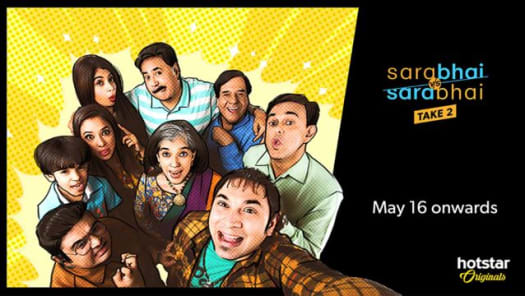 Sarabhai Vs Sarabhai Serial Full Episodes, Watch Sarabhai Vs