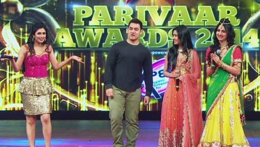 Watch Star Parivaar Awards TV Serial Episode 5 - A Splendid Evening