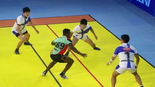 Watch Kabaddi World Cup 2016 Superhits TV Serial Episode 6